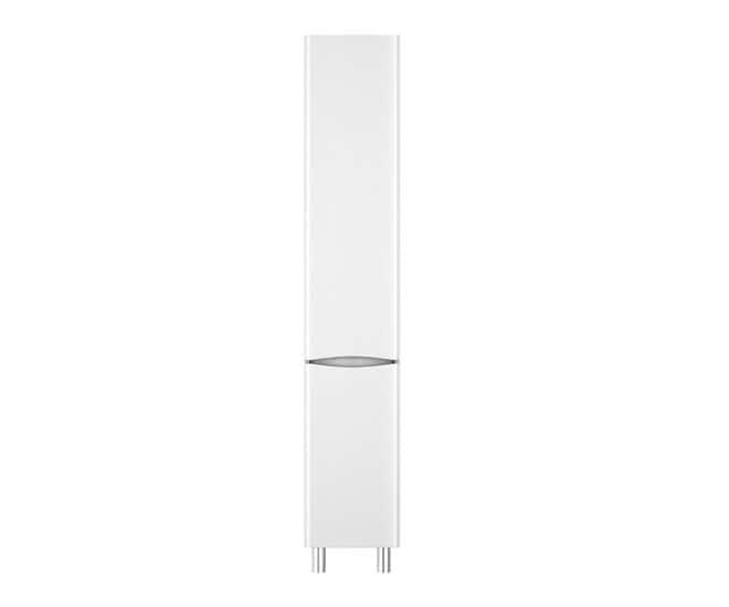 Шкаф-пенал, белый, левый, Am.Pm Like M80CSL0356WG